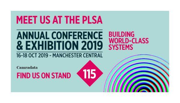 We're at the PLSA!