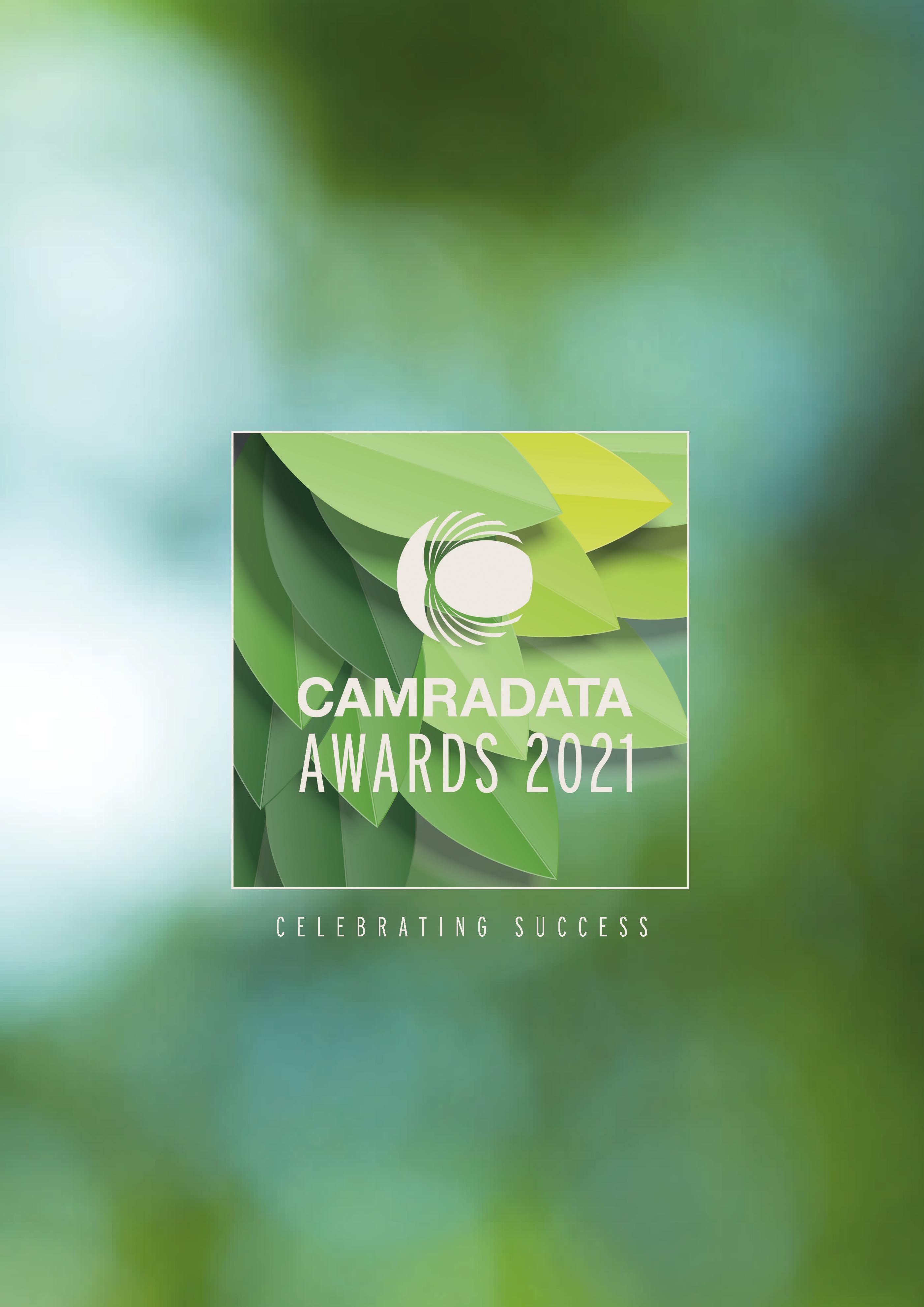CAMRADATA Awards Supplement 2021